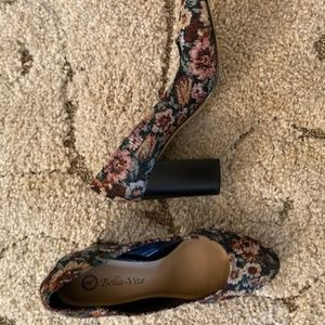 GORGEOUS BROCADE SHOES